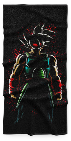 Serviette Dragon Ball Z</br> Bardock