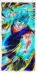Serviette Dragon Ball</br> Vegeto Blue