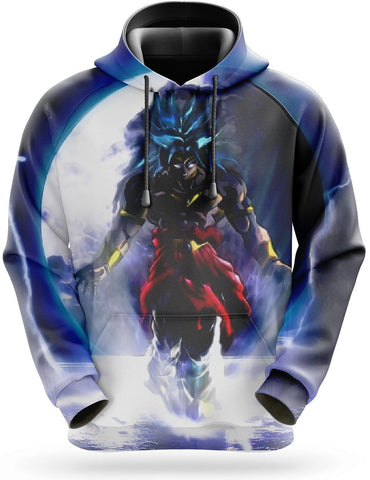 Sweat Dragon Ball Z <br/> Broly Saiyan Légendaire