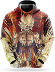 Sweat Dragon Ball Z </br> Goku Transformation