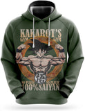 Sweat Dragon Ball Z <br/> Goku Musculation