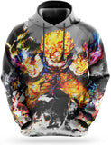 Sweat Dragon Ball Z <br/> Goku Super Saiyan