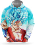 Sweat Dragon Ball Super <br/> Goku SSJ Blue