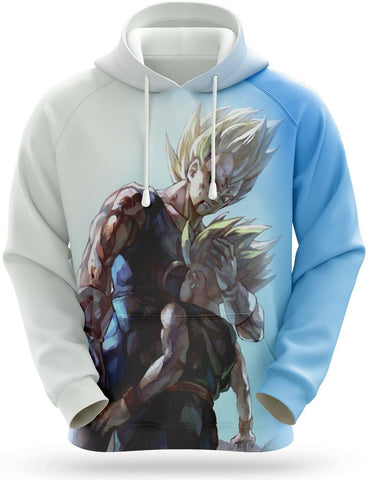 Sweat Dragon Ball Z <br/> Vegeta & Trunks