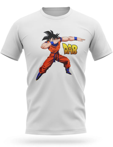 T-Shirt Dragon Ball Super<br/> Goku DAB