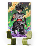 Tableau Dragon Ball Super</br> Goku Black