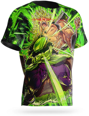 T-Shirt Dragon Ball Super<br/> Broly Explosion