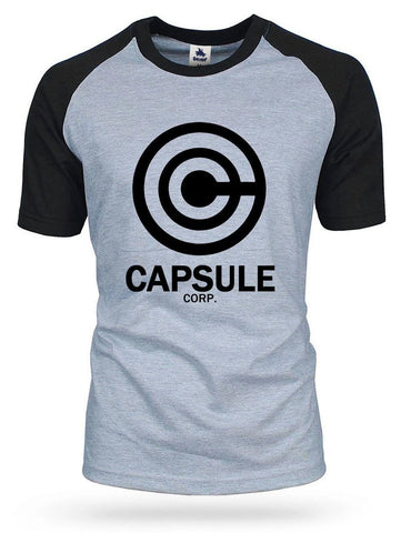 T-Shirt Dragon Ball Z<br/> Capsule Corp
