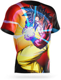 T-Shirt Dragon Ball GT<br/> Goku Super Saiyan 4