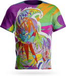 T-Shirt Dragon Ball Z<br/> Buu Multicolore
