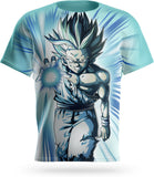 T-Shirt Dragon Ball Z<br/> Gohan Kamehameha Final