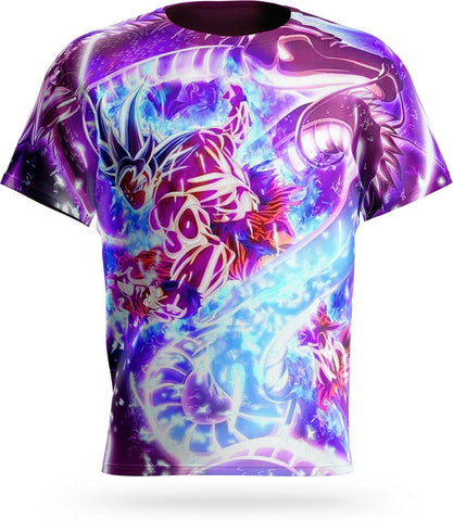 T-Shirt Dragon Ball Super<br/> Sangoku Ultra Instinct