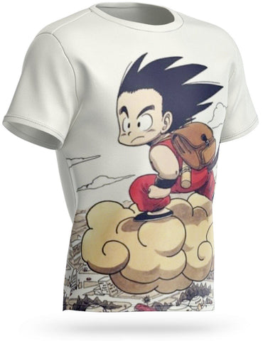 T-Shirt Dragon Ball Z<br/> Nuage Magique