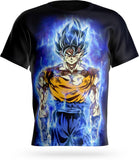 T-Shirt Dragon Ball Super<br/> Vegeto Ultra Instinct
