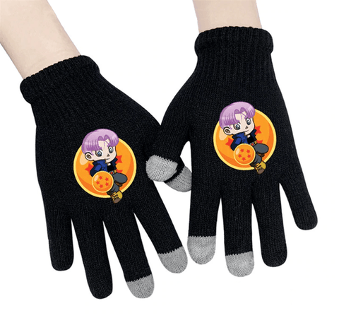 Gants Dragon Ball </br> Trunks