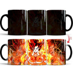 Mug Thermosensible DBS <br/> Goku Potentiel Révélé