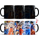 Mug Thermosensible DBS <br/> Goku Ultra Instinct