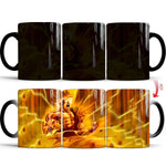 Mug Thermosensible DBZ <br/> Goku Super Saiyan