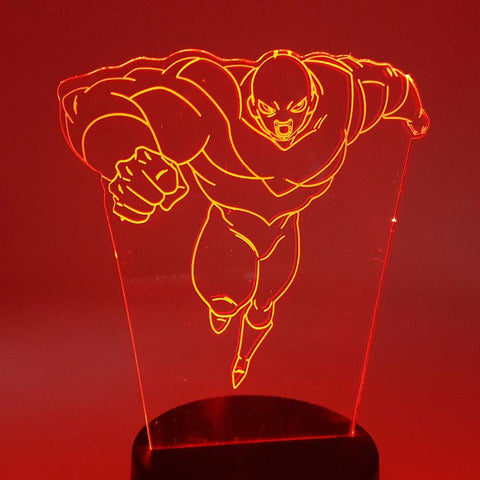 Lampe LED 3D Dragon Ball</br> Jiren Pride Trooper