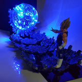 Lampe Dragon Ball Z Vegeta Impact Final