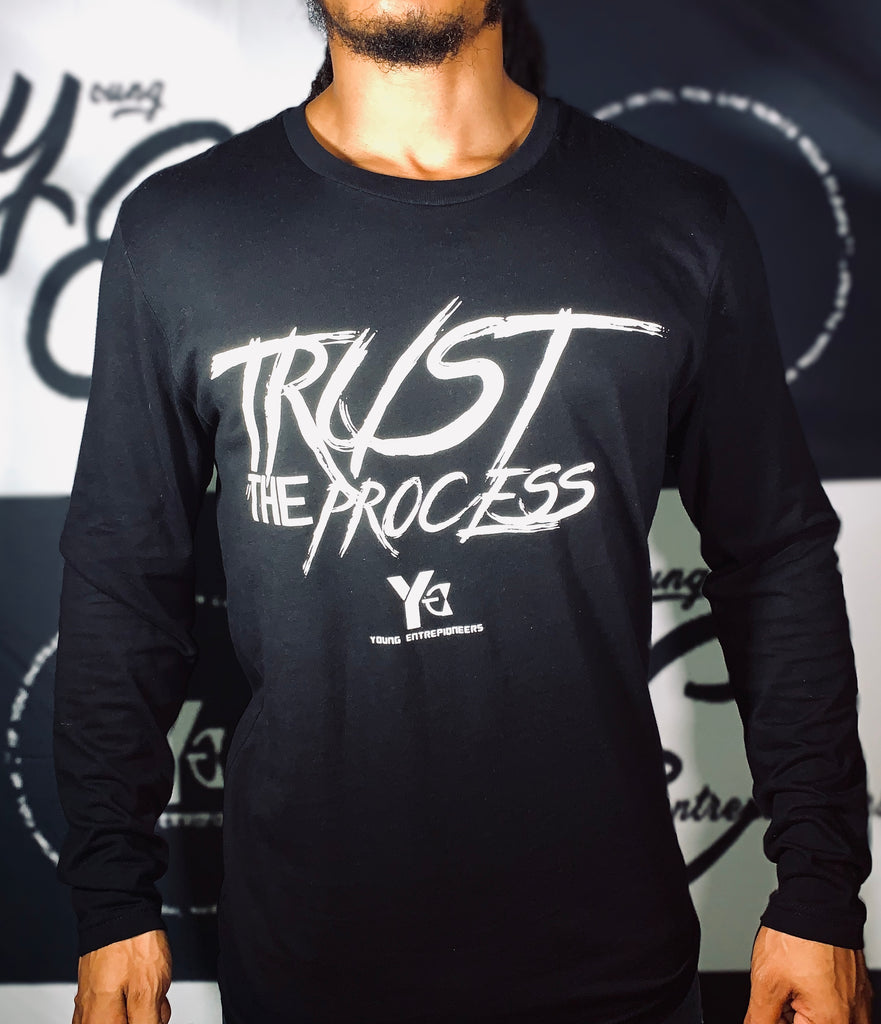 TTP Blk Long Sleeve