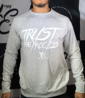 TTP Grey/Wht Sweater