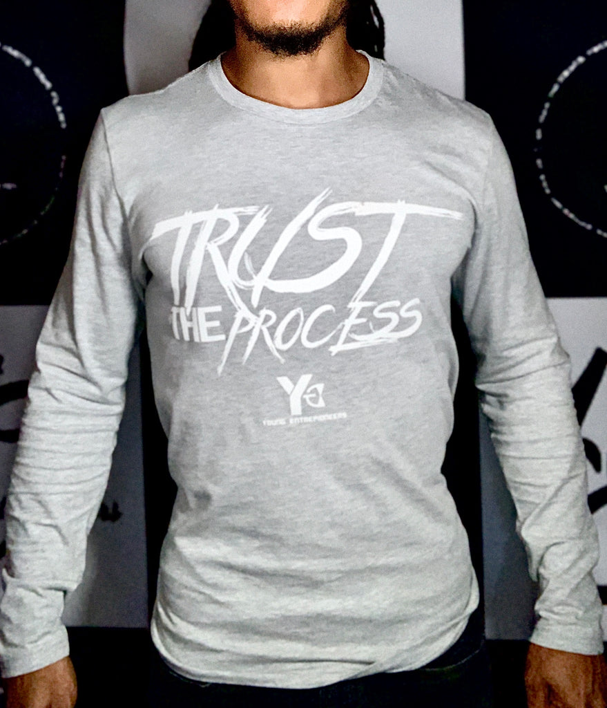 TTP Grey Long Sleeve