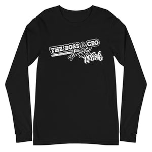 DIRTY WORK Long Sleeve