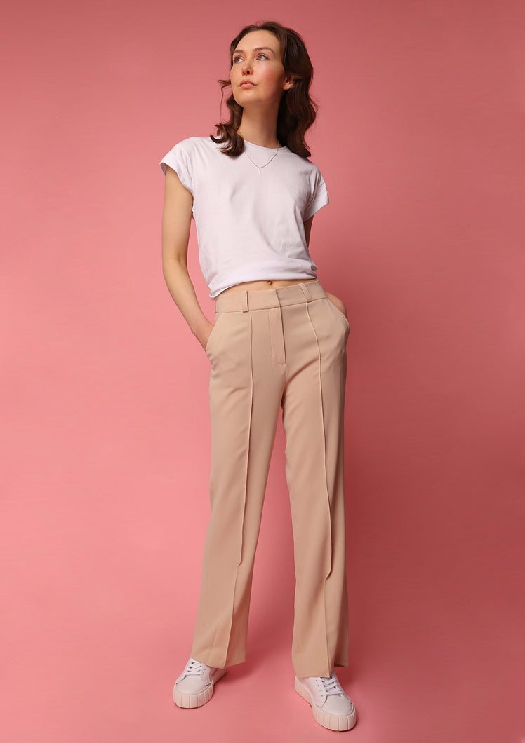CAPSULE PANTS - 4 PASTEL COLORS