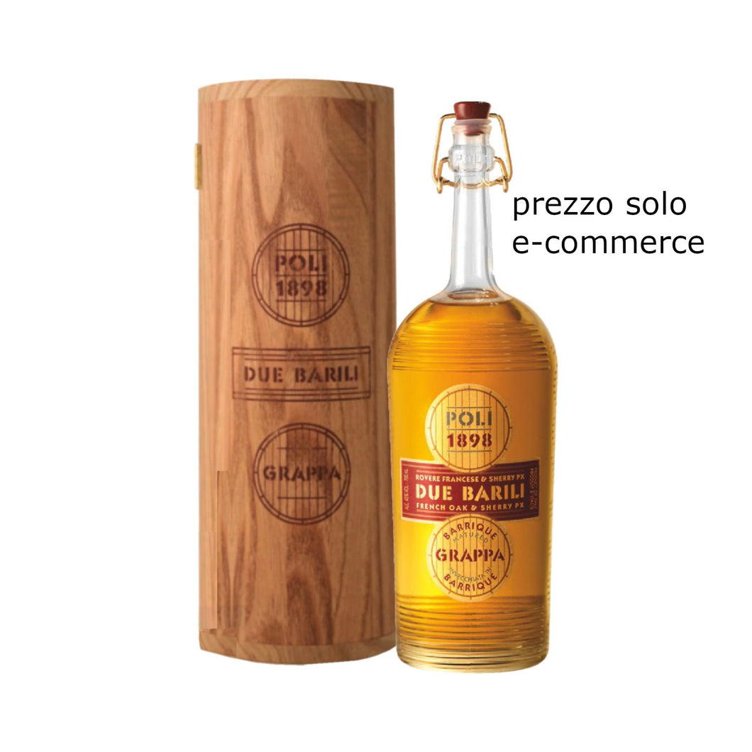 Grappa Due Barili 70cl