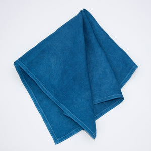 dinner napkin - light indigo
