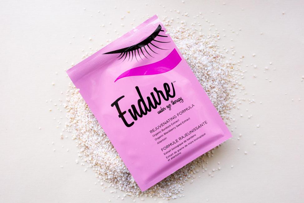 Collagen Under Eye Gel Pads - Rejuvenating Formula Burdock