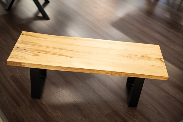 Taphole Maple Coffee Table