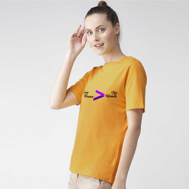 Woman's Day Special Women Half-Sleeves