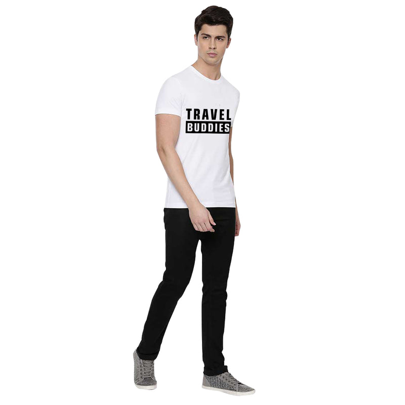 Travel Buddies Men T-Shirt
