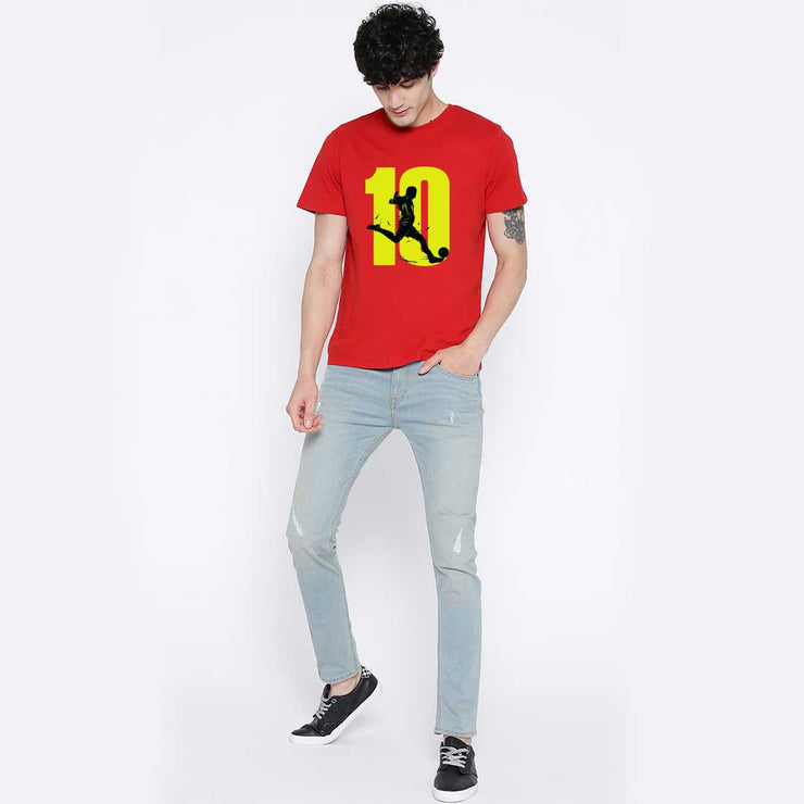 LM10 Red Men T-Shirt