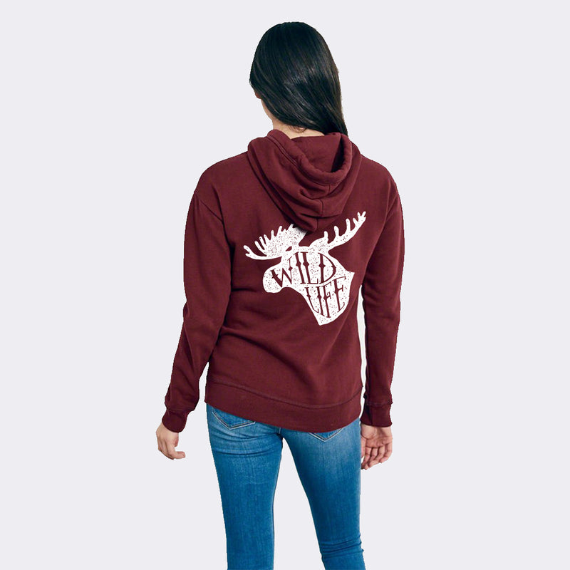Wild Life Women Hoodies