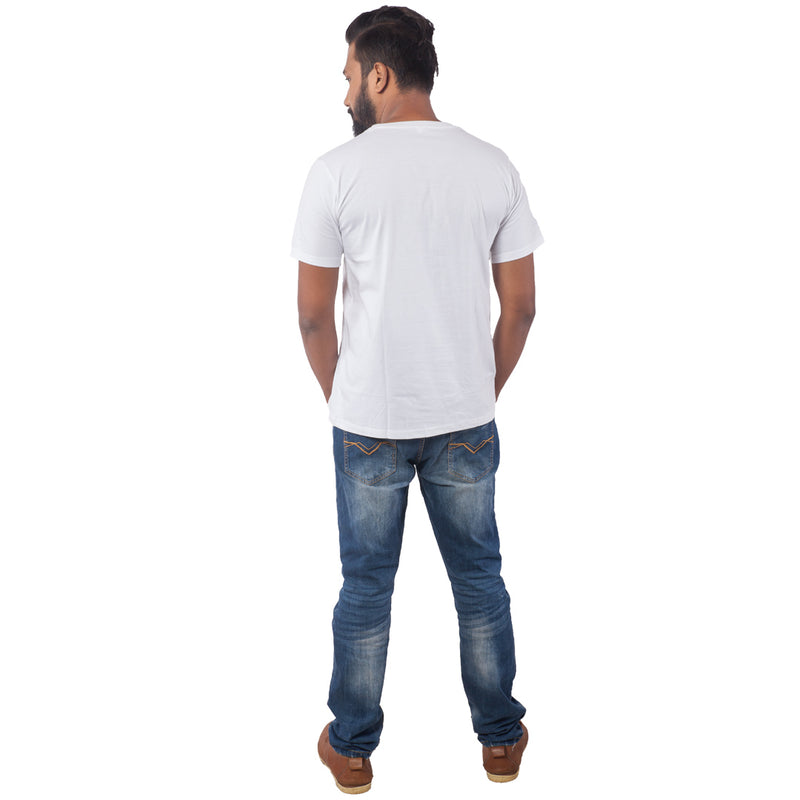 Republic Day Mens Half sleeves t-shirt