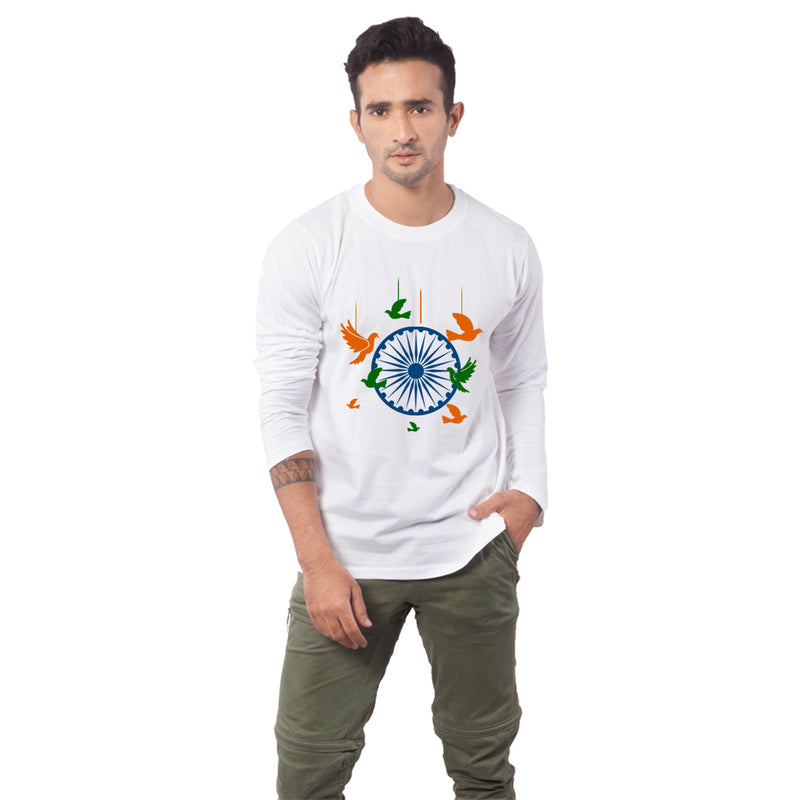 Republic Day Half sleeves t-shirt