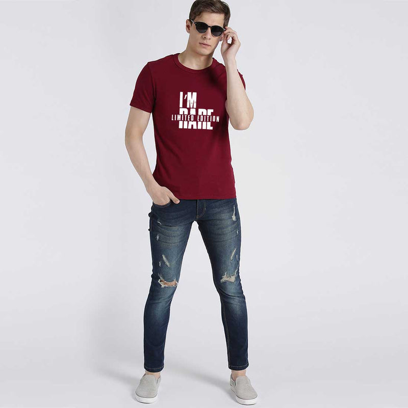 I Am Limited Edition Men T-Shirt