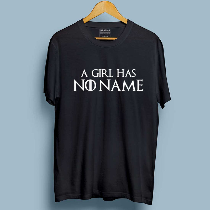 A Girl Has No Name Black Women T-Shirt