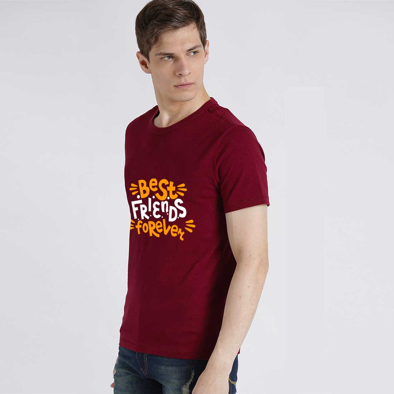 Best Friends Forever Men T-Shirt