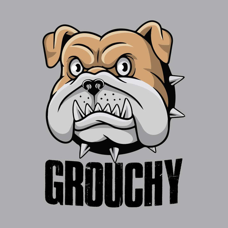 Grouchy Men Hoodies