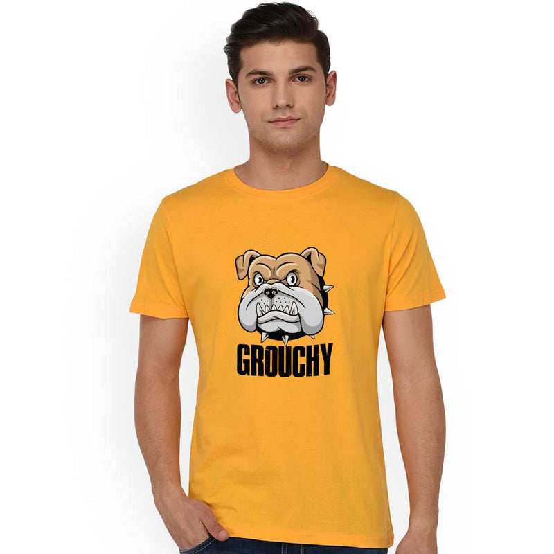 Grouchy Men Half Sleeves