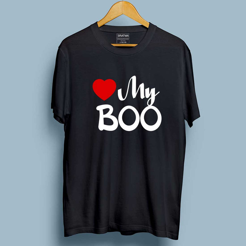 Love My Beo Love My Boo Black Couple Tees