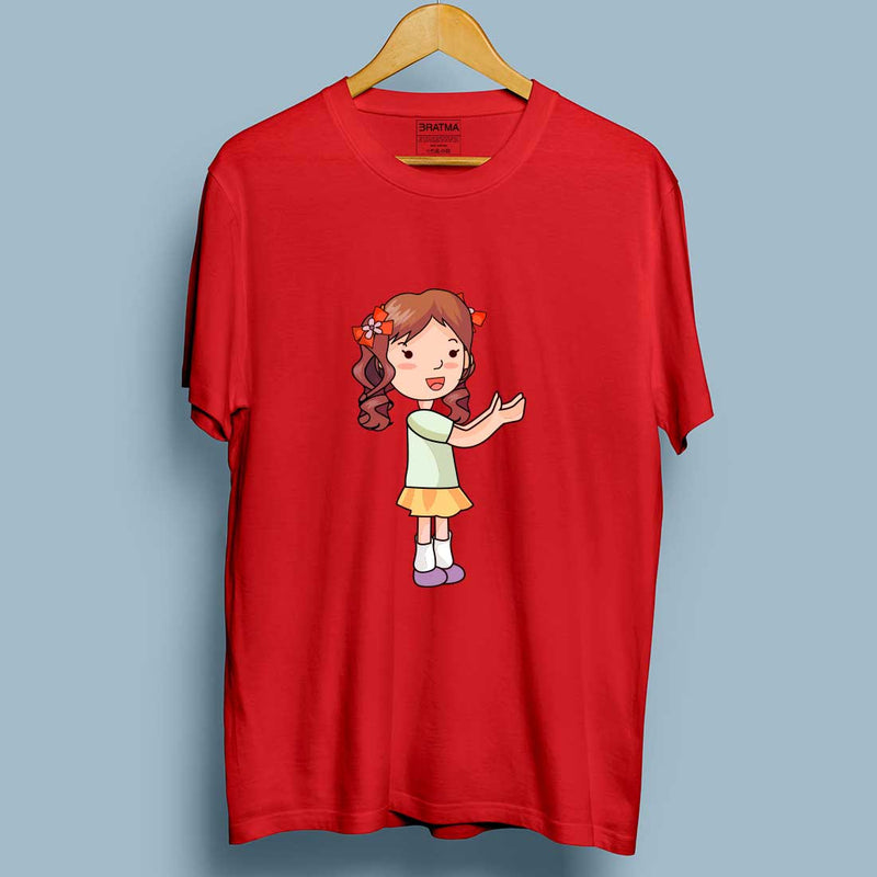 Love Propose Red Women T-Shirt