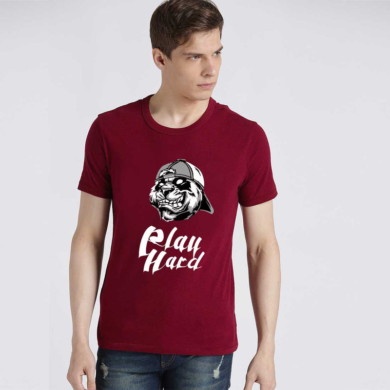 Play Hard Men T-Shirt