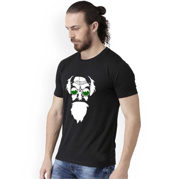 Professor X Black Men T-Shirt