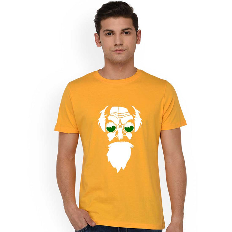 Professor X Mustrad Men T-Shirt