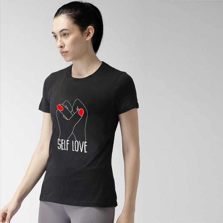 Self Love Black Women T-Shirt